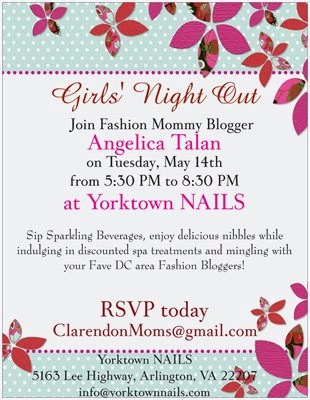 Girls' Night Out Flier